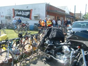 Fred's Lounge, Mamou, LA, Mile 238