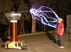 Faraday's Cage, Inspired by Storm, Mile 877