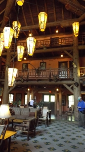 Interior Theme, The Lodge