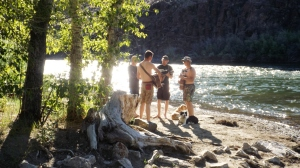 Music on the Salmon River, Mile 3430