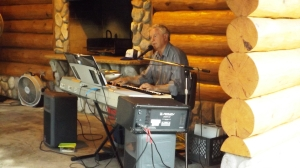 Leech Lake Music, Not Garrison Keilor