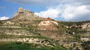 Teddy Roosevelt N P Landscape, Mile 4540