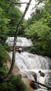 Miners Falls in Pictured Rocks