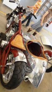 Jesse James Sidecar Airstream Motorcycle