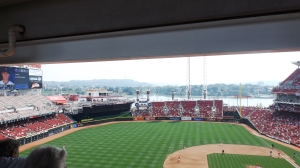 View From Left Field Upper Dec