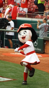 "Rosie Red, One of Three Reds ""Characters"""