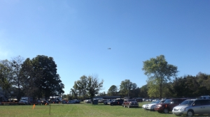 Zoom In Here:  Is That a Black Helicopter?