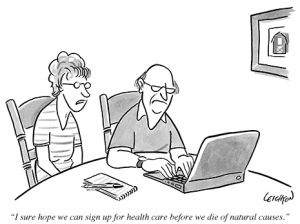 Obamacare pre Death