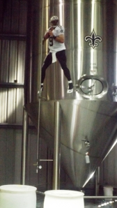 Fermenting Tank #9:  The Only One With a Fathead