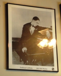 Ferdinand LaMothe a/k/a Jelly Roll Morton