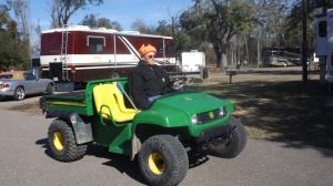 John Deere Driving One