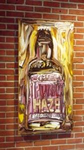 Purple Haze in the Cajun French Impressionist Manner