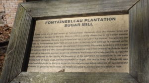 The Story of Marigny's Sugar Mill