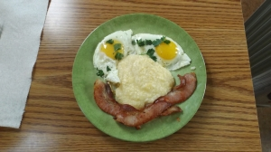 Our Second Childhood Breakfast, or, Screw The Cholesterol!