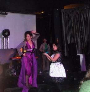 La Contessa with The Maid