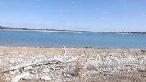 Beach on Stllhouse Lake