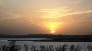 A Canyon Lake Sunset