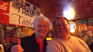 Tante Sue and Some Old Fool