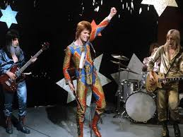 David Bowie and Ziggy Stardust