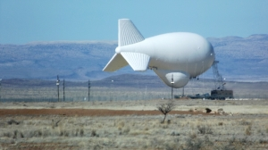 25 Miles West of Marfa Lies a Tiny Air Force Base.  Perhaps the Real Source of Those Rare Marfa Lights?