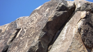 Petroglyphs, Closeup