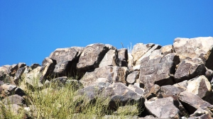 Maybe Generations of Petroglyphs?