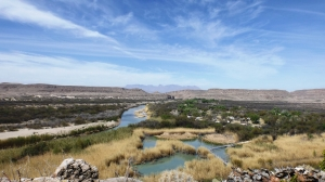 Rio Grande Swamp from Above