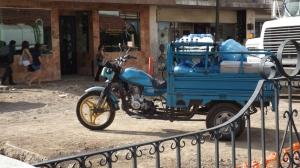 A Modern Water Cart