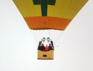 Balloon Seating Looks Like SRO
