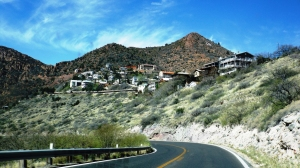 In Jerome All the Houses are On a Hill
