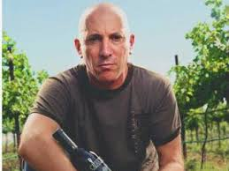 Maynard James Keenan in His Vineyard