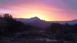 A Sedona Sunrise
