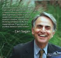 """Science is a way of thinking much more than it is a body of knowledge.""  Carl Sagan"