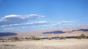 Front Door View of Lake Mead