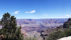 Morning View from Mather Point