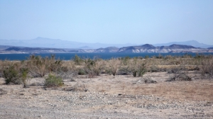 That's What They Call 'Lake Mead's Bathtub Ring'