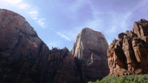 Run of the Mill Zion Skyline