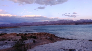 Lake Mead Sunset