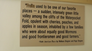 The Story of Fruita, the Village