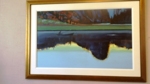 Calm Waters in the Quiller Gallery