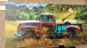 '53 Chevy Truck, Artist Unknown