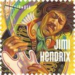 Hendrix stamp