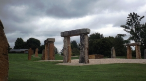 Kentucky Stonehenge Up Close