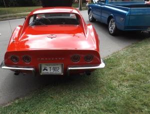 Kat's Car Show Favorite