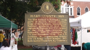 Story of the Kentucky 61st and the Buckners
