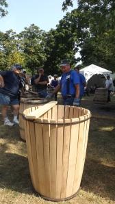 Starting a Barrel