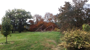 Not a Swing Set:  A Memorial Sculpture