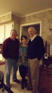 Craig, Lyndal, and Jackson