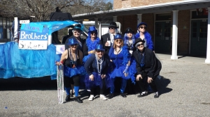Best Float in the Parade (Blues Brothers' Sisters)