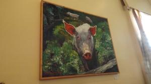 Un Cochon by Michalopoulos
